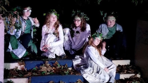 Into The Woods, performance photo